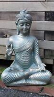 Buddha Budda Groß Statue Feng Shui Garten Figur Wetterfest Tempelwächter  G-G