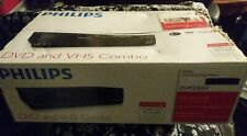 New listing New Philips Dvp3355V Dvd Vhs Player Dual Combo Player Progressive Scan Sealed