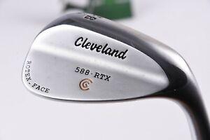 Cleveland 588 RTX Lob Wedge / 58 Degree / Wedge Flex Dynamic Gold / CLWRTX5014