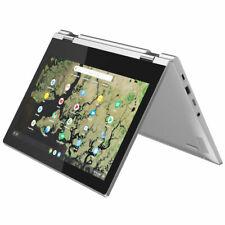 "Lenovo Chromebook C340 11.6"" 2 en 1 computadora portátil táctil Celeron N4000, 4GB, 64GB"