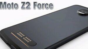 Brand New in Sealed Box Motorola Moto Z2 Force XT1789-1 64G VERIZON SMARTPHONE