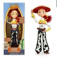 16'' Disney Pixar Toy Story 4 Talking  Jessie  ...