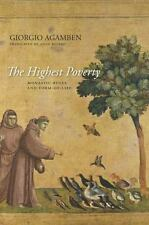 Meridian Crossing Aesthetics: The Highest Poverty : Monastic Rules and...