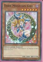 Yugioh - Dark Magician Girl - 1st Edition Card