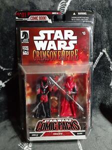 Star Wars Anniversary KIR KANOS CARNOR JAX COMIC PACK