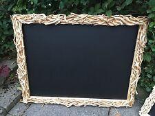 Nautical Chalkboards Rustic Chalkboard Wedding Blackboard Driftwood Chalkboard