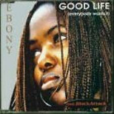 Ebony Good life (#zyx/ktr0039, feat. Black Attack) [Maxi-CD]