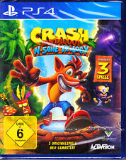 Crash Bandicoot N.Sane Trilogy PS4 Spiel NEU 2017 (Jump´n´Run)