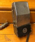 Vintage RCA Ribbon (?) Microphone