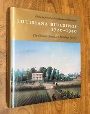Louisiana, Architecture, Historic American Buildings Survey, 1997, LA HABS Catal