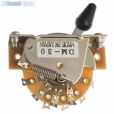 DM-30 3-way Pickup Switch for Import Fender® Tele Ibanez® Guitar Bass Japan MIJ