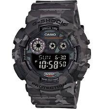 Casio G-Shock GD-120CM Designer Watch - Grey Camo / GD-120CM-8DR
