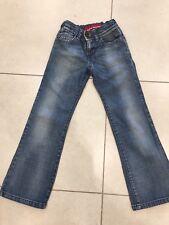 Miss Sixty Girls Butterfly Denim Jeans Age 6 Yrs