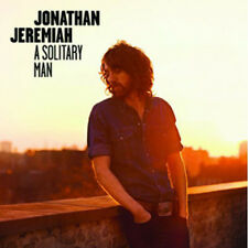 JONATHAN JEREMIAH A SOLITARY MAN 11 TRACKS UNIVERSAL ISLAND UK CD 2011 NEW