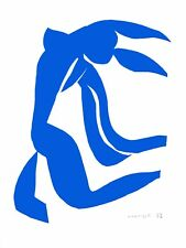 Henri Matisse - The Flowing Hair (signed lithograph, edition of 200)