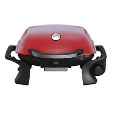 Barbecue portatile a gas da appoggio Qlima piccolo ed ideale in viaggio