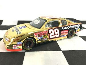 24K GOLD PROTOTYPE 1:32 Kevin Harvick #29 GMGW Service 2002 Chevy Serial #0000
