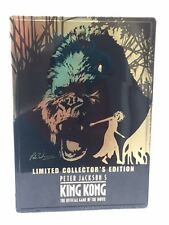 Jeu PS2 PLAYSTATION2 KING KONG LIMITED COLLECTOR'S EDITION no livret