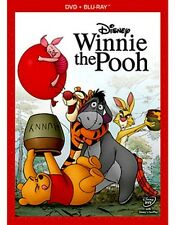 The Winnie The Pooh Movie 2011 Animated Family Film on DVD Blu-ray Combo Pack