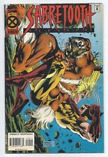 Marvel Comics Sabretooth Classic #9 Stan Lee Autograph(?) Signed Rare Wolverine