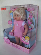 bimbola baby ecciù ecciu doll bambola muneca poupèe puppe new fisher price R0082