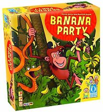 Queen Boardgame BANANA PARTY BRAND NEW IN SEALED PACKAGING