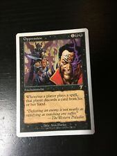 MTG MAGIC 7EDT OPPRESSION (ENGLISH OPPRESSION) NM