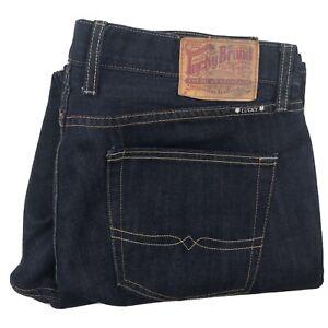 Vintage Lucky Brand 361 Men's Straight Jeans Blue Size W34 L30