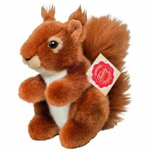 Teddy Hermann 90843 Eichhörnchen Squirrel Plüsch Kuscheltier ca  14cm