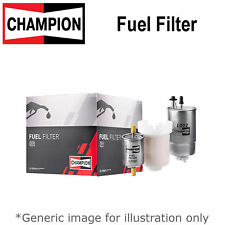 Champion Replacement Fuel In-Line Filter CFF100527 (Trade L527/606)