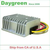 GOLF CART DC CONVERTER 20 AMP 36V 36 VOLT VOLTAGE REDUCER REGULATOR TO 12V 20A