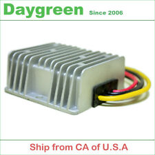 GOLF CART DC CONVERTER 20 AMP 36V 36 VOLT VOLTAGE REDUCER REGULATOR TO 12V 20A