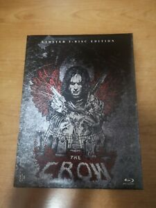Il corvo The crow mediabook soft cover bluray