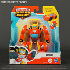 Rescan HOT SHOT Transformers Rescue Bots Academy Playskool 2020 Dragster New