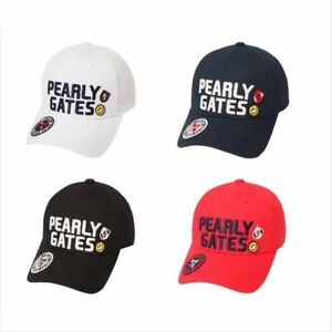 Golf Sports Hat Pearly Gates PG Cap Style 2018 Tour Adjustable Unisex One Size