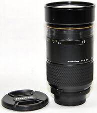Tokina AF AT-X SD 80-400 mm f/4.5-5.6 Objektiv für Nikon