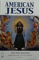 American Jesus the New Messiah #1 Image Comic 1st Print 2019 unread VF/NM