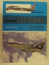 Warpaint 126 - Grumman F-14 Tomcat - Color Profiles - Line Drawings