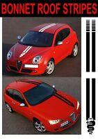 Alfa Romeo Cofano Tetto Strisce 146 146 147 156 Mito