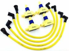 04-11 MAZDA RX8 COILS RX-8 IGNITION COIL PACKS & 10MM PERFORMANCE PLUG WIRE SET