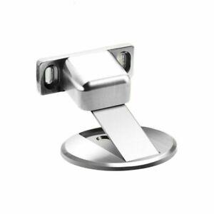 Door Stop Floor Mount Magnetic Invisible Adhesive Catch Door Stopper Security