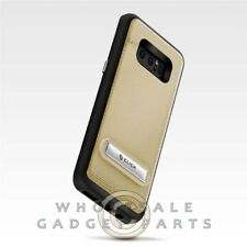 Samsung Note 8 Zizo Shockproof Case - Gold/Black Shell Cover Shield  G