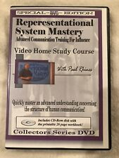 Representational System Mastery Dvd & Cd Set with Paul Rhines