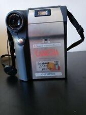 Olympus filmless digital printing camera 2.1 mega pixel
