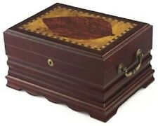 The Venice 100 Capacity Cigar Humidor with Hygrometer and Humidifier    New