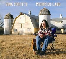 Gina Forsyth - Promised Land CD New Sealed