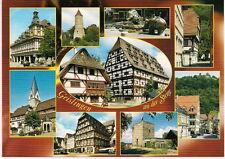 Mehrbildfarbkarte Geislingen/Steige b. Göppingen, Heidenheim, Gerstetten, Ulm