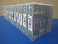 "Lot of 13 Imation Black Watch DLTtape IV 1/2"" Cartridge - 70GB Compressed"