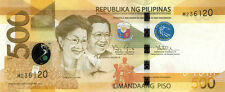 500 PHP Philippine pesos NGC (new style) crisp uncirculated bills currency