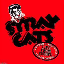 Rockabilly CD : STRAY CATS - Live in HOLLAND 30.7.2004